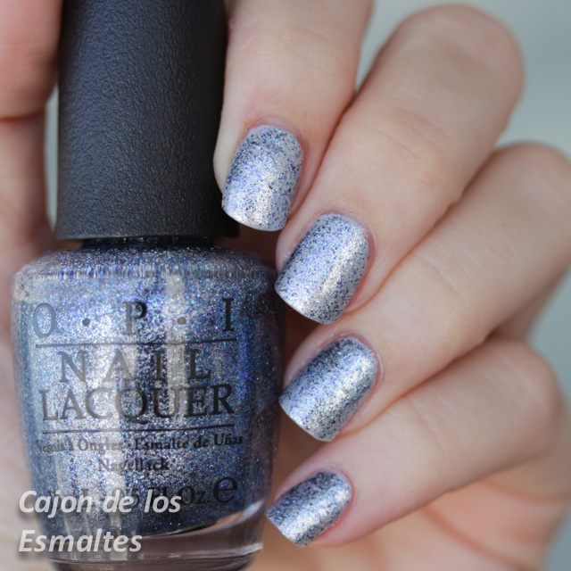 OPI - Shine for me - 50 sombras de grey