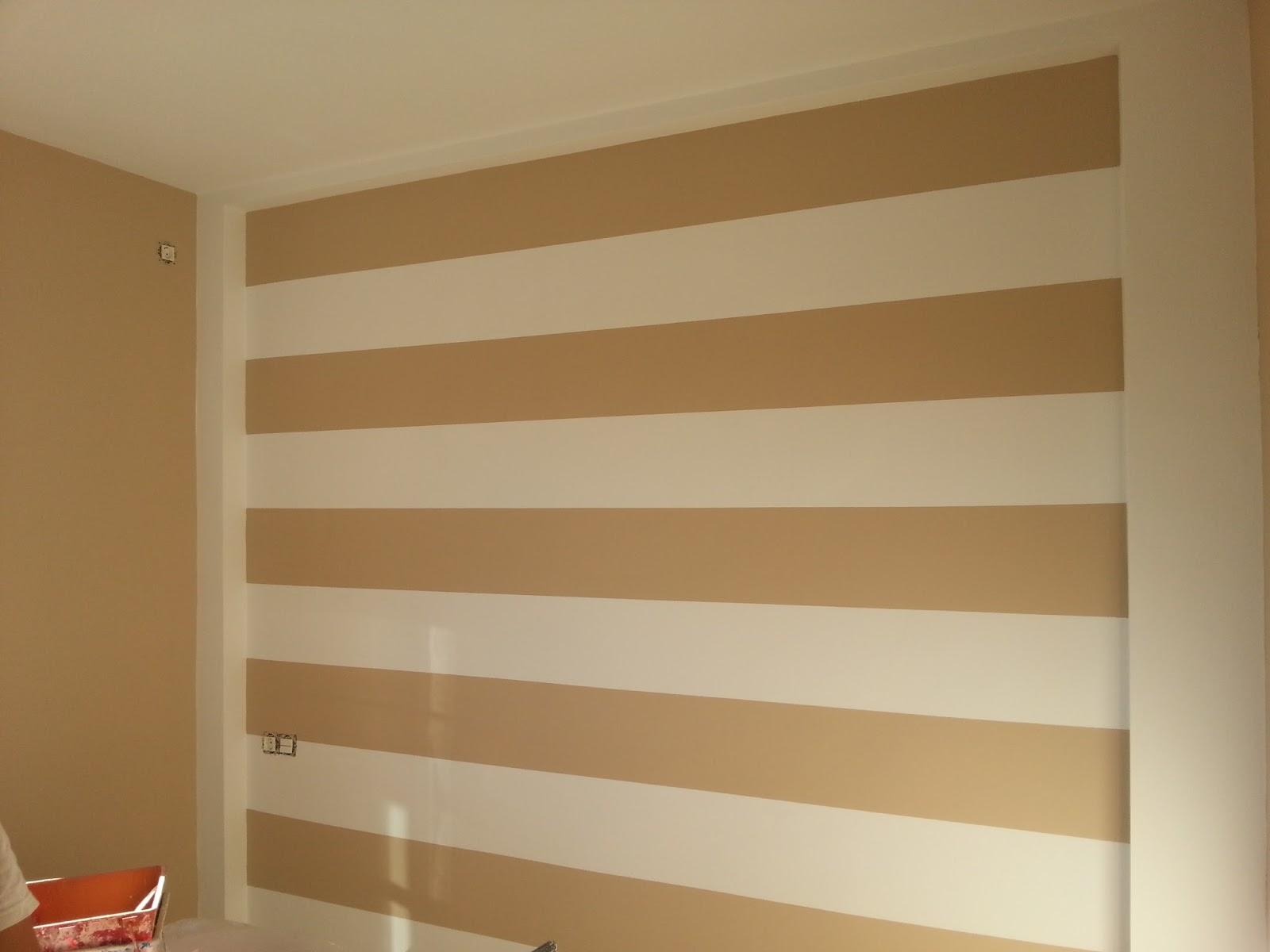 Decorar paredes de gotele te adelanto un pequeo truco - Como se hace el gotele en las paredes ...