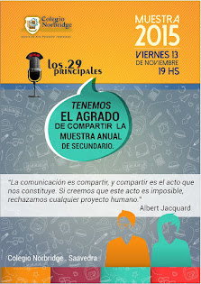 """Muestra Anual 2015 - """"Los 29 principales"""""""