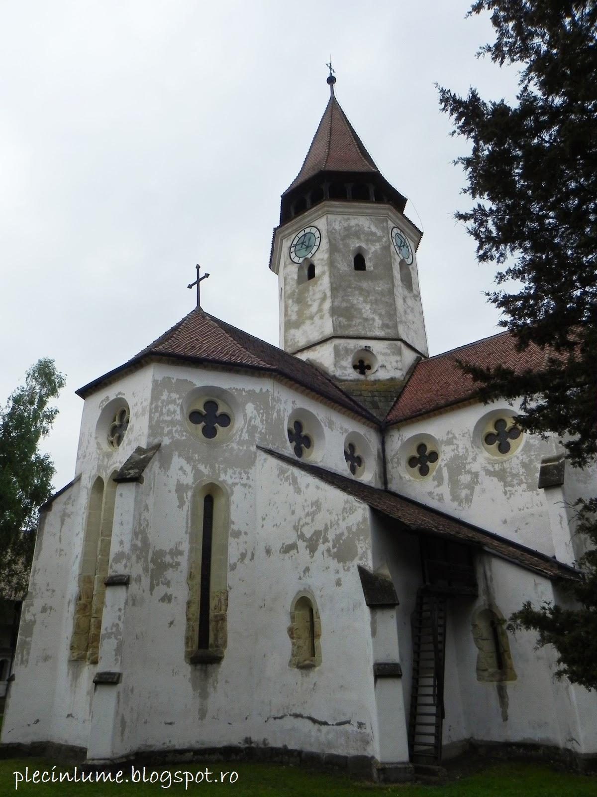 Biserica fortificata de la Prejmer