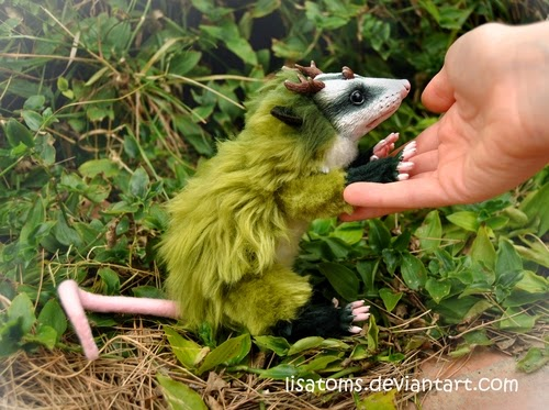 07-Possum-Forest-Spirit-Lisa-Toms-Maker-of-Mythical-Creatures-and-Pet-Dolls-www-designstack-co