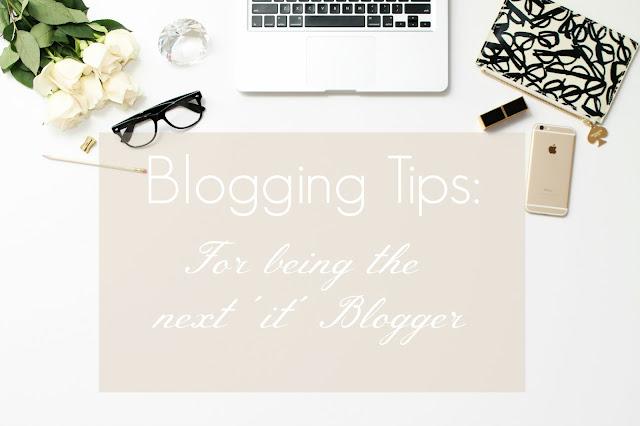 Blogging tips for pro blogging