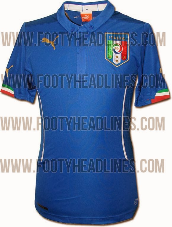 Jersey timnas italia di piala dunia 2014 turnamen piala dunia selalu