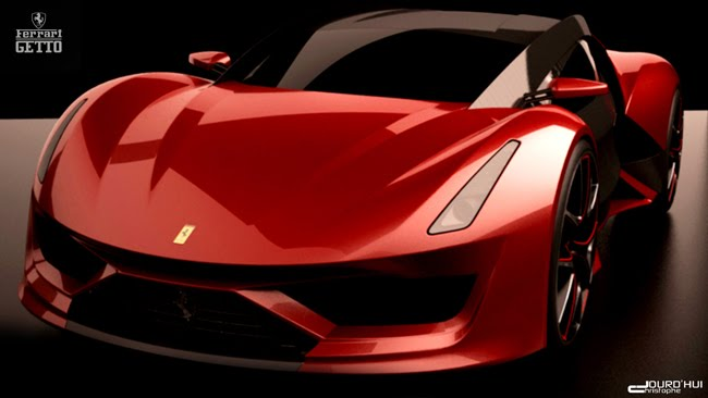 Trailer Ferrari Getto - Click on picture -