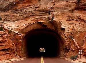 Terowongan Zion-Mount Carmel