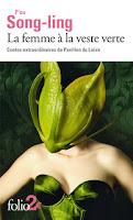 La femme à la veste verte - Folio