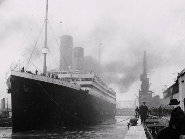 titanic of 20th century