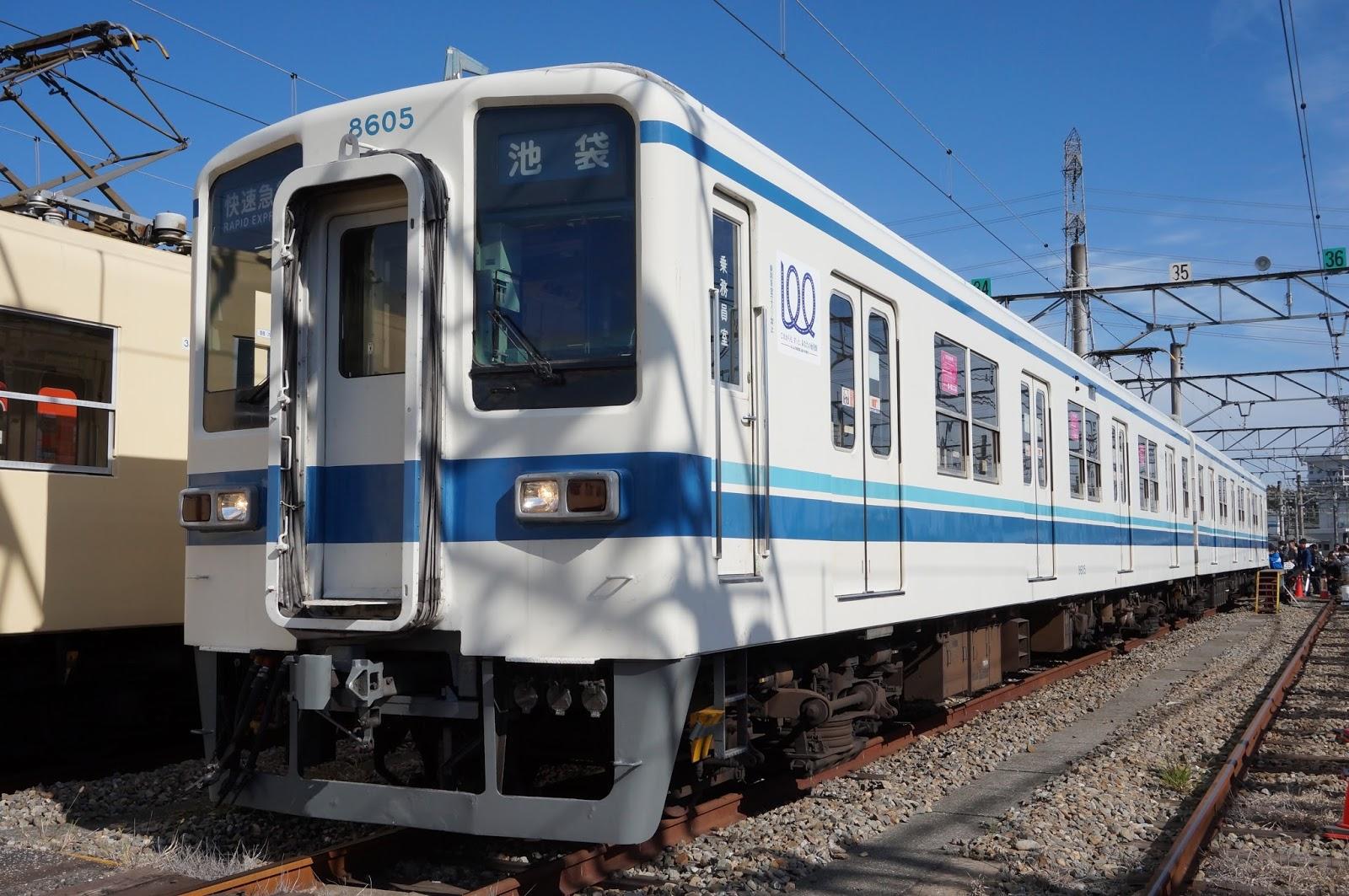東上線8000系8505F