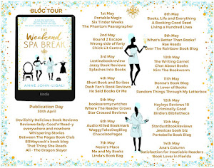 Blog Tour - The Weekend Spa Break