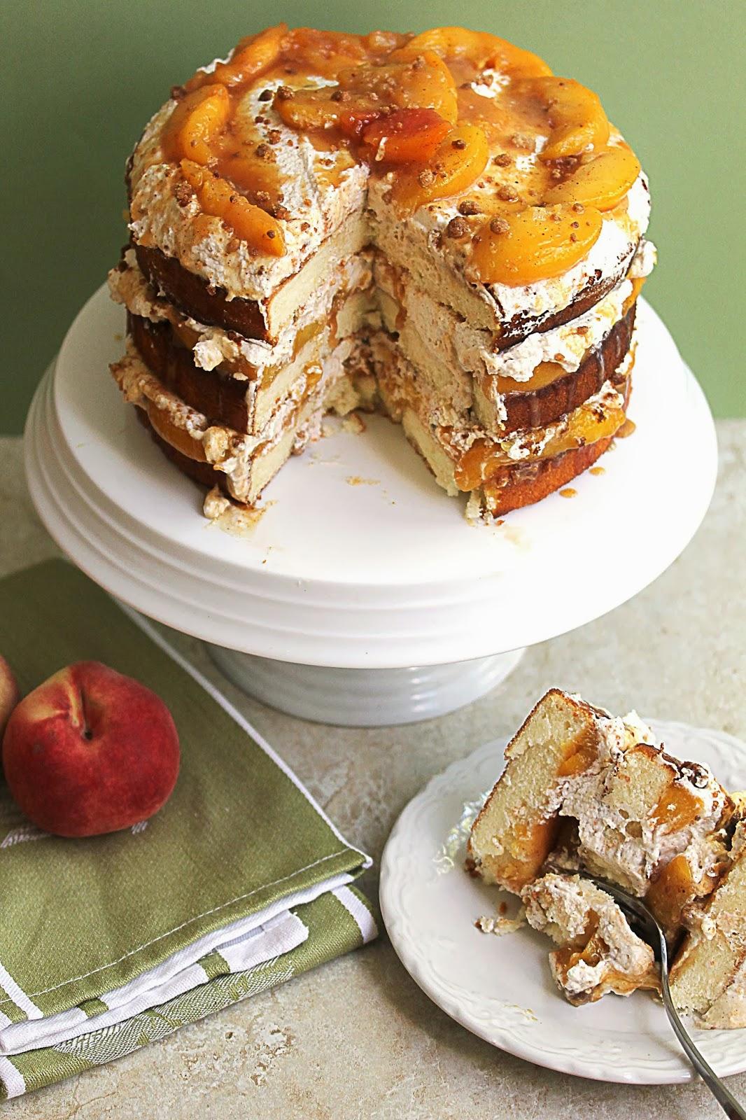 Peaches And Cake Instagram