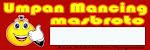 Umpan Mancing masbroto - 30ml