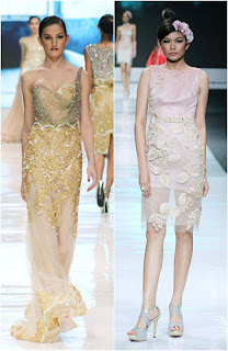 Trend Fashion 2014 Terbaru  Ilusi Transparan