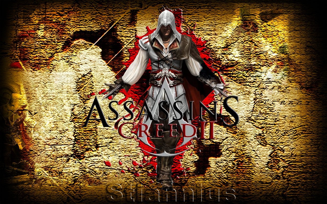 Assassin's creed 2 wallpaper widescreen  Funny & Amazing Images