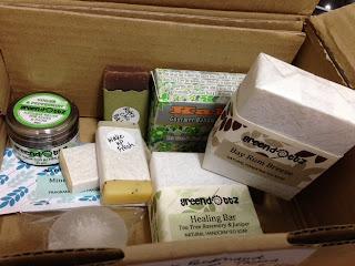 Greendottz packaging