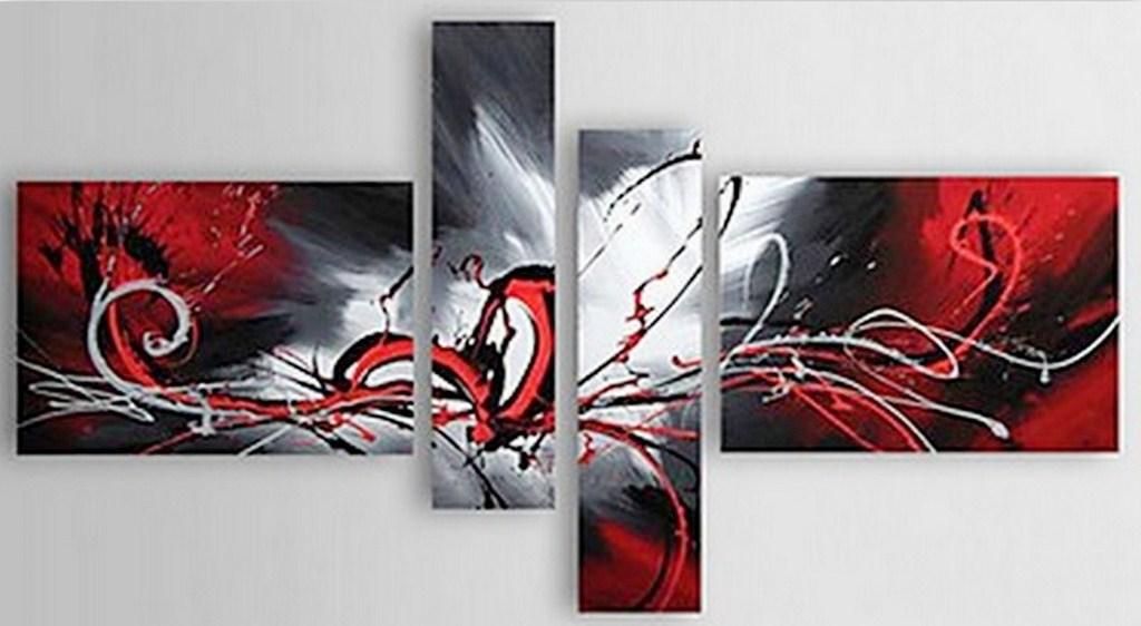 Cuadros pinturas oleos cuadros bonitos abstractos for Cuadros decorativos minimalistas
