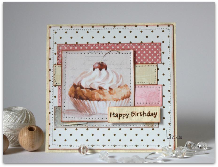Красивая открытка на день рождения подруги