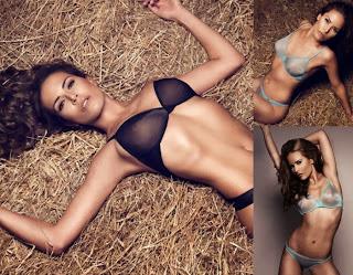 Sophie Anderton Bikini Gossard's Glossies