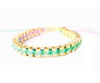 Bijoux fantaisie en ligne bracelet tendance fluo pas cher