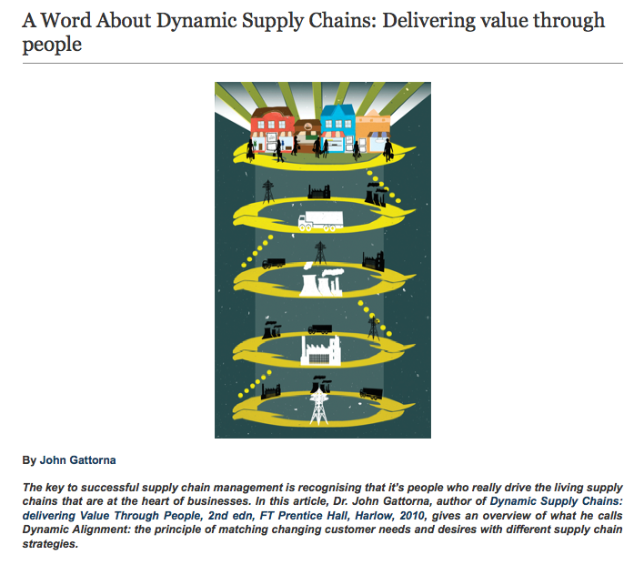 Future of Supply Chains 2025 This primer focuses on the forces of change that will reshape supply chains from today to 2025 and offers recommendations