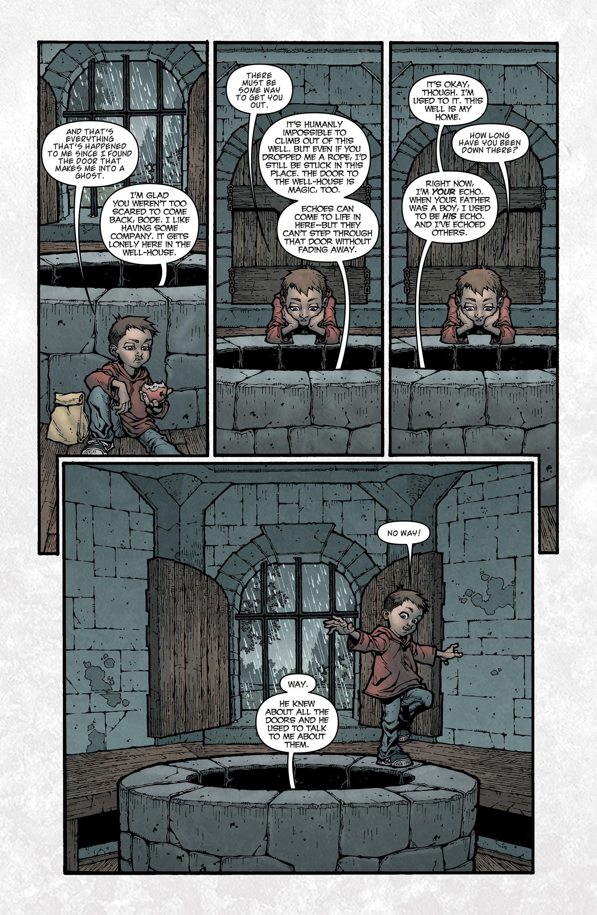 Locke & Key (2008) Issue #2 #2 - English 22