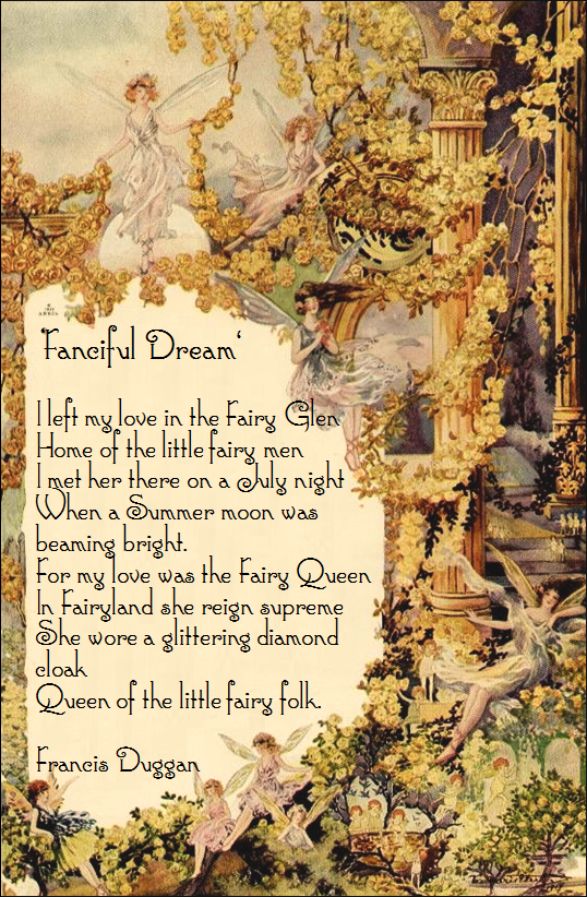 Willy Pogany 'Fanciful Dream'