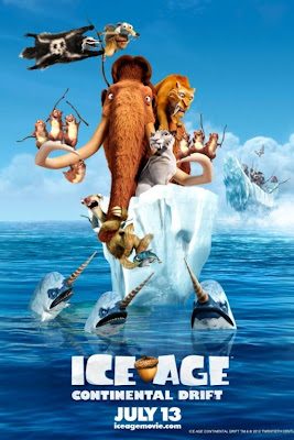 Ice Age Continental Drift 2012 Poster