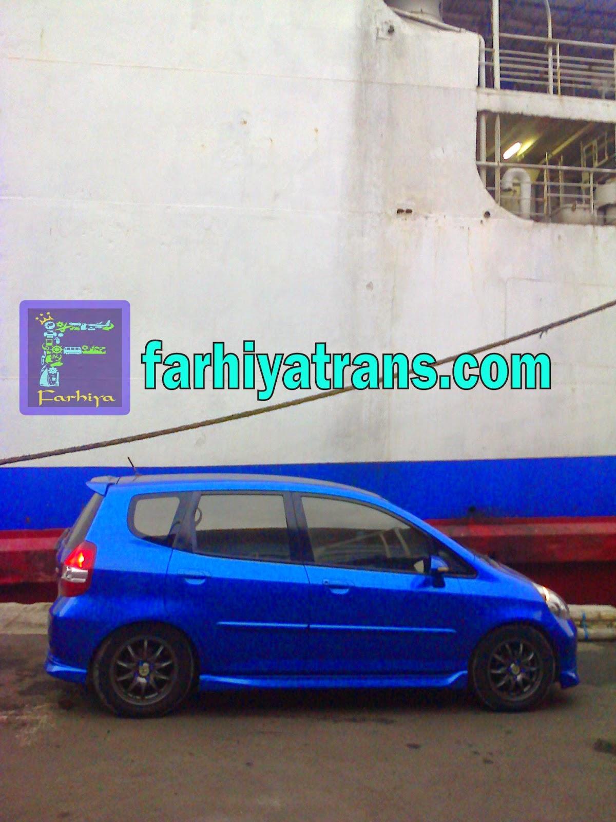 pengiriman mobil kapal roro murah