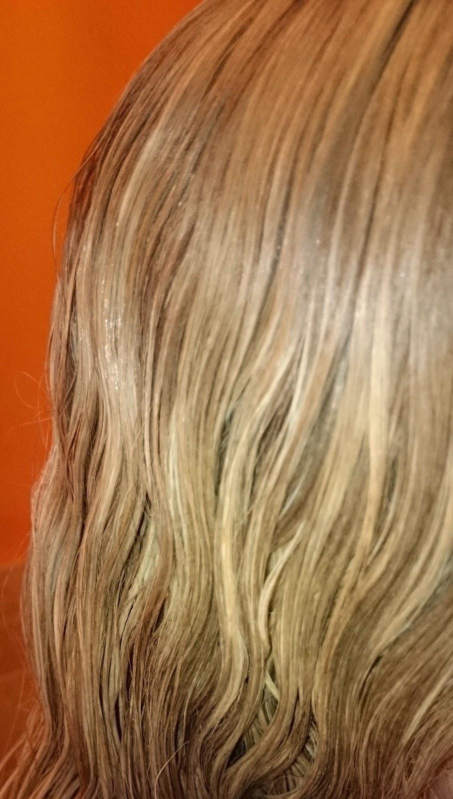 l'oreal preference glam highlights kit hair dye home DIY