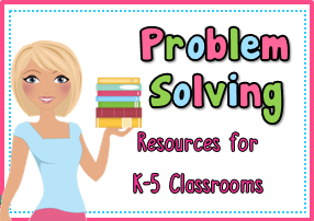 Problem Solving Resources by Teachers Take Out