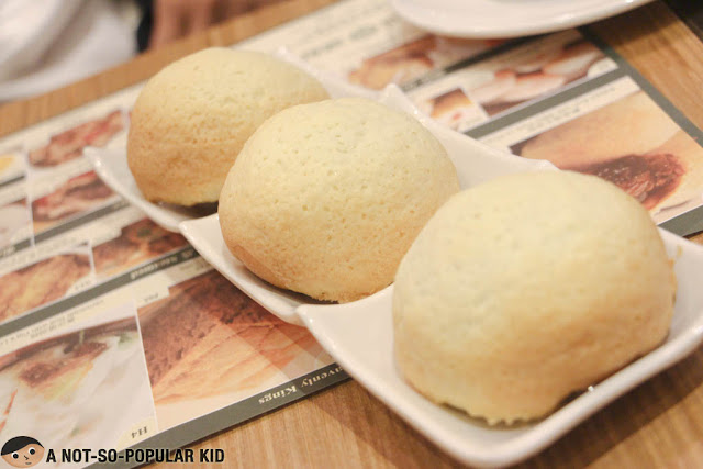 Baked Buns with Pork BBQ of Tim Ho Wan