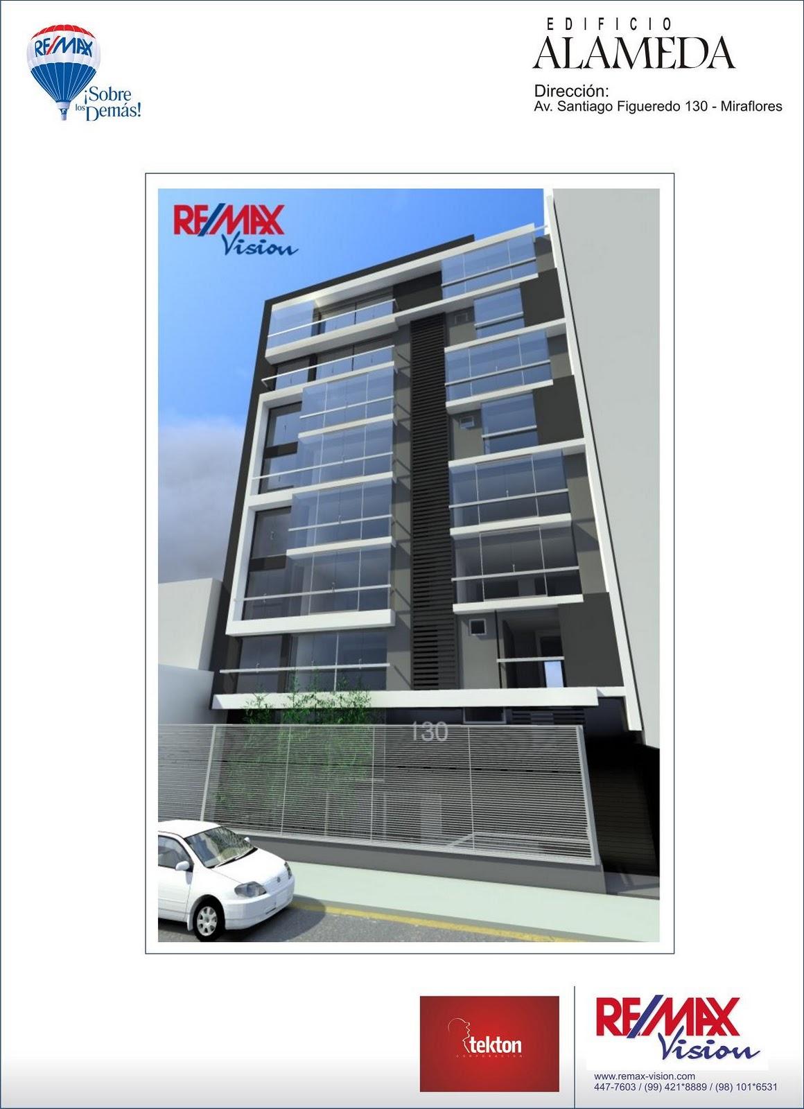 Pin fachadas de edificios modernos departamentos - Fachadas edificios modernos ...