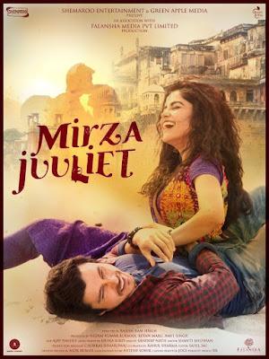 Mirza Juuliet 2017 Hindi DVDrip 700mb x264
