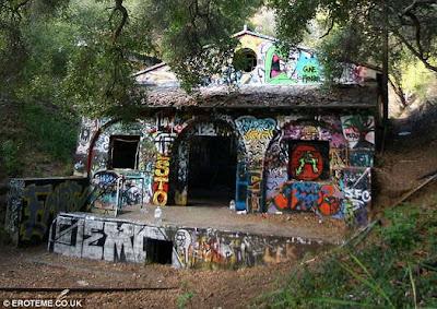 rumah hitler di Los Angeles