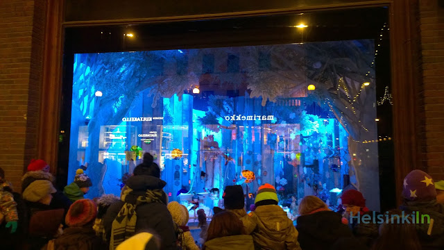 Stockmann Christmas window