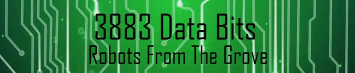 Robotics: Team 3883 Data Bits