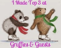 Gruffies & Guests  Challenge Ch#6 Top3