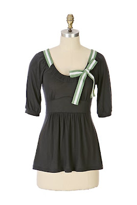 Anthropologie Off To The Races Tunic