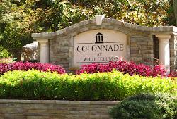 White Columns-Colonnade