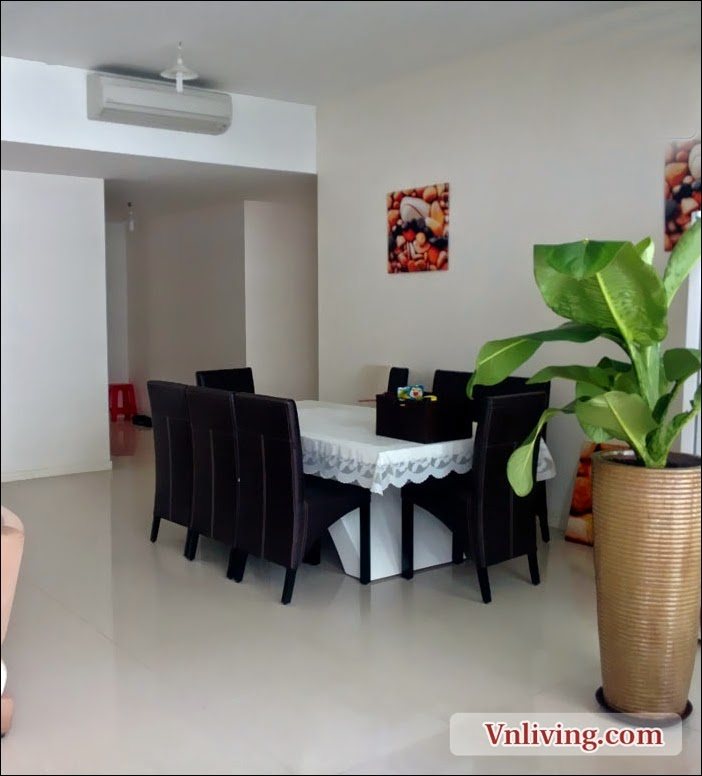 Estella condo at District 2 for rent fully furniture nice design