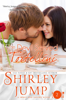 Available in eBook! THE DEVIL SERVED DESIRE