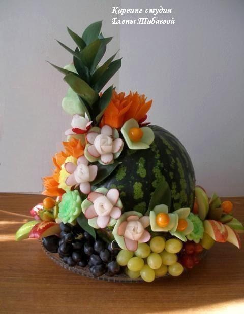фрукты на заказ южно-сахалинск