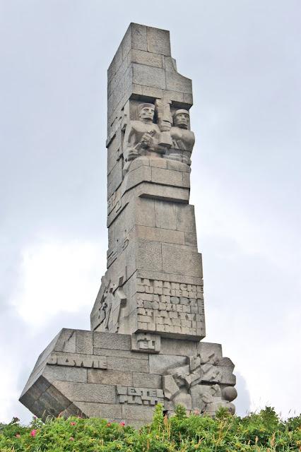 pomnik Westerplatte
