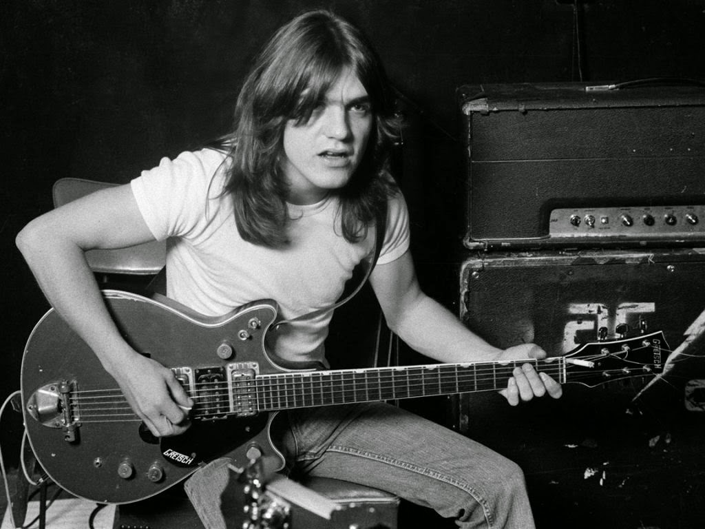 Malcolm Young - ac/dc