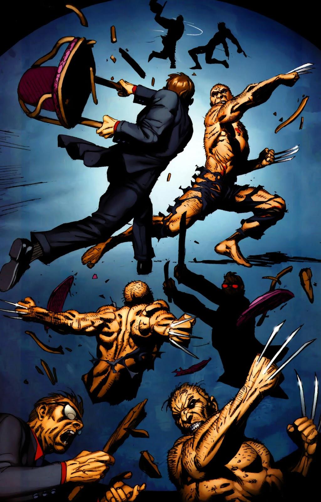 Read online Wolverine (2003) comic -  Issue #64 - 14