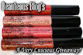 Beauteous Blog- A very Luscious Giveaway