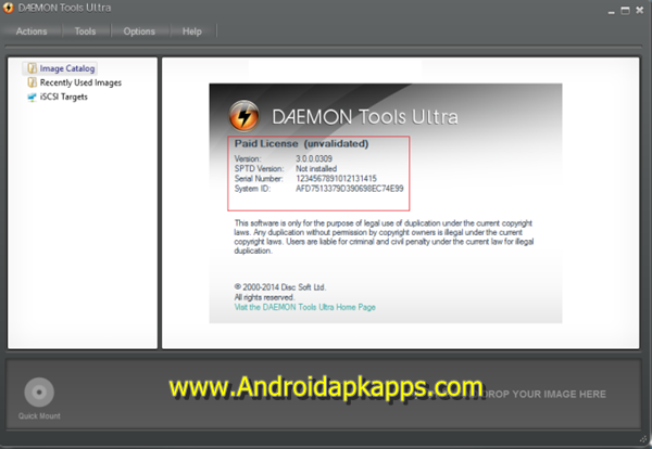 Free Download DAEMON Tools Ultra v3.0.0 Full Crack Terbaru 2015