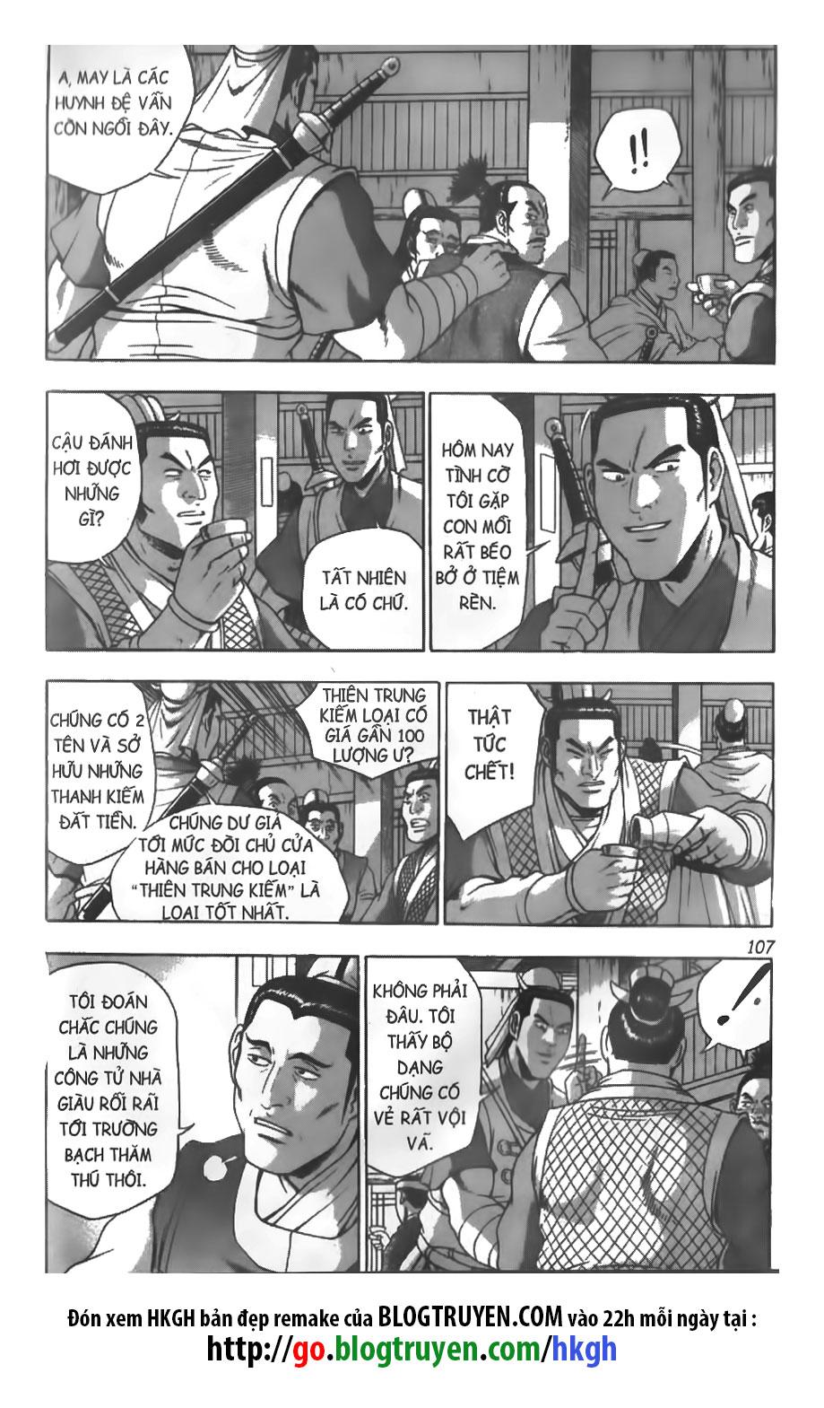 Hiệp Khách Giang Hồ chap 268 Trang 10 - Mangak.info