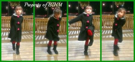 irish dance steps