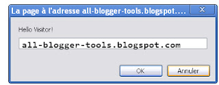 blogger trick blogspot How To Add JavaScript Prompt Box to Your Blogger