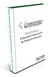 NOVEDAD: Financiacion e Investigacion